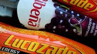 Lucozade and Ribena brands 'set for £1bn takeover'
