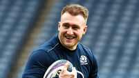 Scotland Captain's Run - BT Murrayfield Stadium