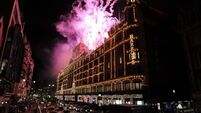 Harrods launch sale with flashmob