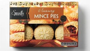 Aldi's budget mince pies take top spot in taste test