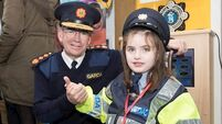 Ireland's first children's garda station opened by Garda Commissioner Drew Harris