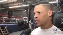 Gay boxer looks to make history