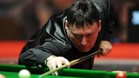 White in hunt for Crucible spot