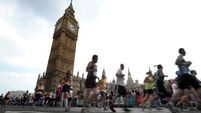More police on duty at London Marathon