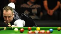 Higgins facing Crucible exit