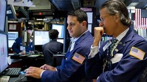 Wall Street slips after record high