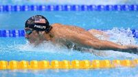 Michael Phelps crushes comeback rumours