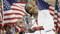 Williams retains US Open crown