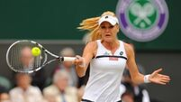 Radwanska digs deep to see off Li