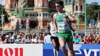 Pollock achieves highest ever Irish finish in marathon