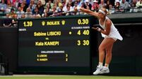 Lisicki advances to semi-finals