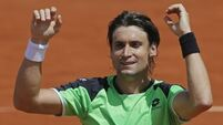 Ferrer strolls into last eight at Roland Garros