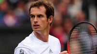 Murray eases through opening test