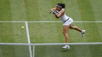 Bartoli progresses to women's final at Wimbledon