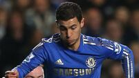 Hazard to miss Champions League clash
