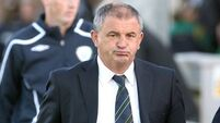 New Ireland boss King recalls Reid, Gibson and Stokes