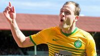 Stokes goal helps Celtic towards victory