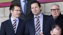 Rangers CEO quits