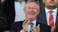 Fergie: Any trophy for Moyes this season would be 'fantastic achievement'