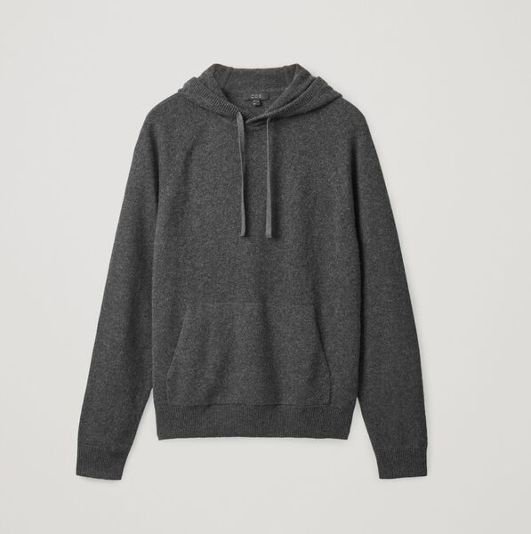 Cos cashmere hoodie - €175