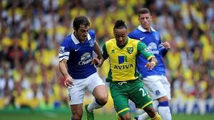 Norwich come from behind to grab point
