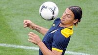 Ibrahimovic in ominopus form ahead of crunch match against Ireland