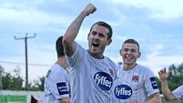 AIRTRICITY LEAGUE: Win over Hoops sees Dundalk closing in on St Pat's