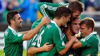 Massive scalp for Northern Ireland as Russia stunned in Belfast