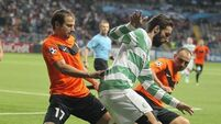 Celtic out on a limb for Champions League following Kazakhstan defeat