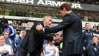 Rivals share the spoils but Torres red card a headache for Jose