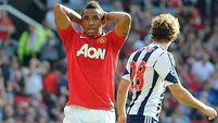 Baggies shock United at Old Trafford