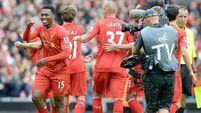 Sturridge secures a winning start for Liverpool