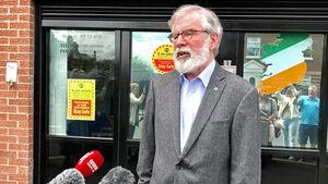 Gerry Adams dedicates book of poetry to           coronavirus victims