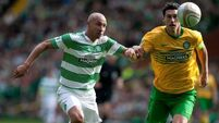 Larsson: Celtic could do it again in Champions League