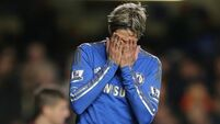 Torres out for three weeks
