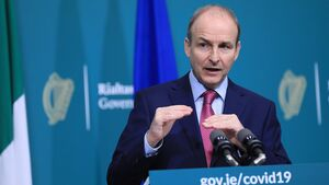 Taoiseach           referenced bailout 57 times before 'bizarre' claim Irish banks           'were not bailed out'