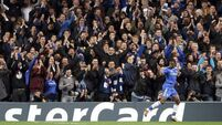 Eto'o scores twice as Chelsea secure victory