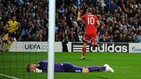 IN PICTURES: City no match for classy Bayern
