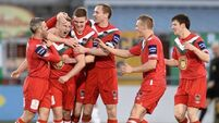 Kavanagh proves point with brilliant away goal