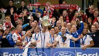 VIDEO: Rovers snatch cup with dramatic late winner