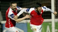 Airtricity League Roundup: Pats notch fourth win on the trot