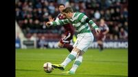 Celtic crush lonely Hearts with seven goals