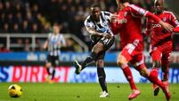 Soccer - Barclays Premier League - Newcastle United v West Bromwich Albion - St James' Park