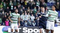 Brace from Ledley and Dutch defender give Bhoys win