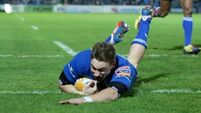 Leinster take second spot with bonus point win