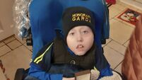 Brave Cork boy given week to live defies odds to enjoy Christmas with family