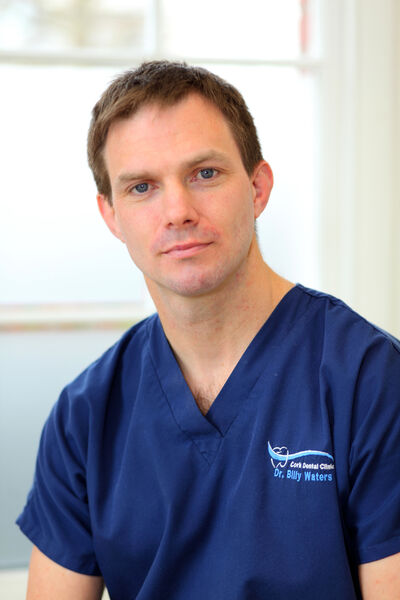 Doctor Billy Waters heads up the Cork Dental Clinic with Doctor Marian Cottrell. http://www.corkdentalclinic.com/