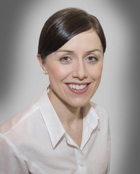 Siobhán Lucey, dental practitioner
