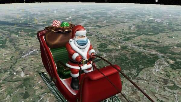 Watch Santa Claus Is On His Way To Ireland