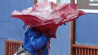 Status yellow wind and rain warnings issued for entire country on St Stephen's Day